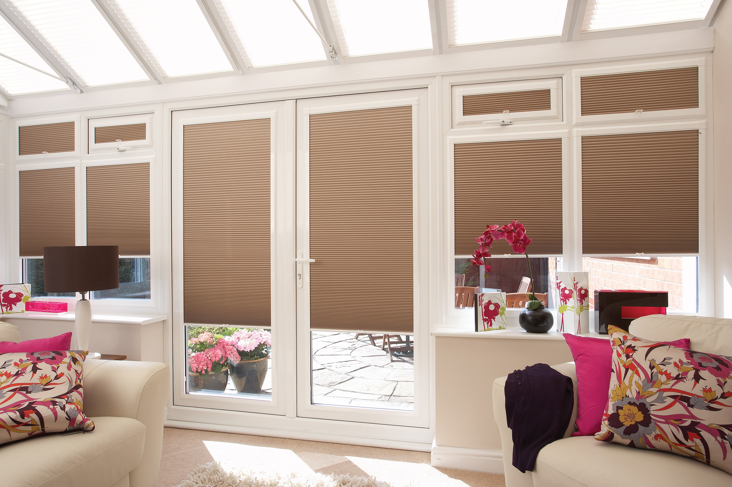 Conservatory Blinds Bedfordshire Northants Herts Bucks