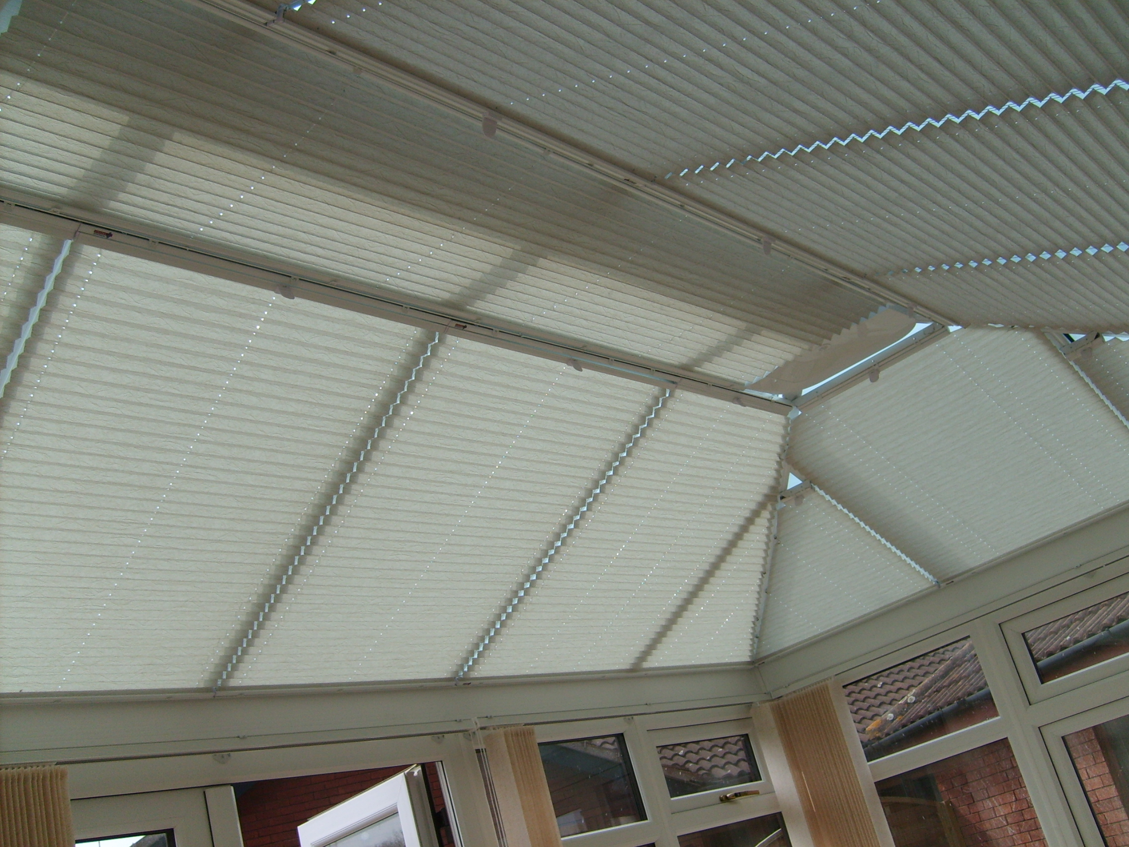 Conservatory Inside Out Blinds